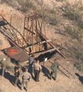 Arizona mine shaft man trapped two days