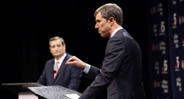 Beto O'Rourke denies fleeing of DWI, Report