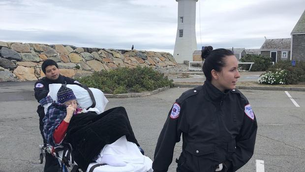 EMTs help Laura Mullins wish come true