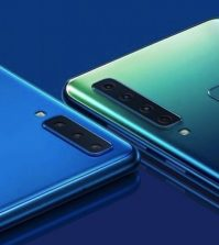 Galaxy A9 four cameras: A lens for every conceivable situation