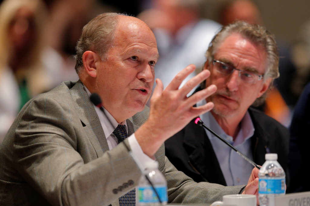 Governor Bill Walker race: suspends re-election bid