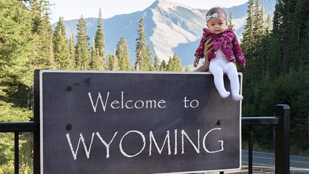 Harper Yeats all US states: Youngest person to visit all 50 states