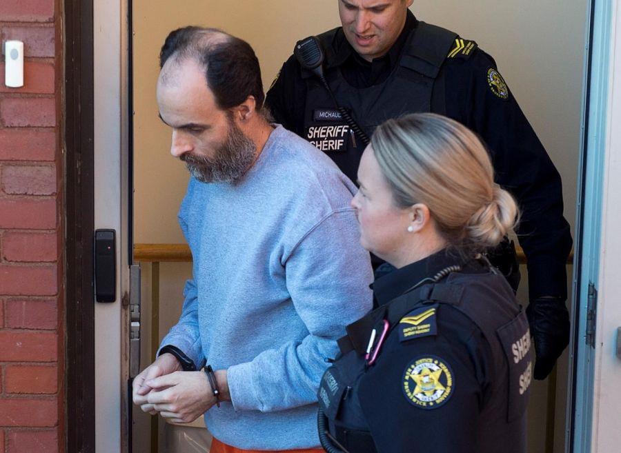 Matthew Vincent Raymond says he's innocent, cites temporary insanity