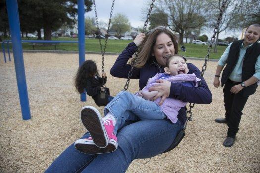 Mia Vasquez dream playground: Vasquez still fights daily with chronic pain