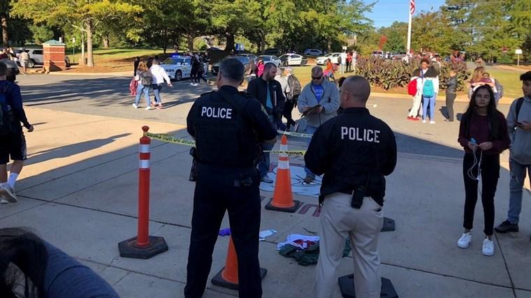 North Carolina high school shooting: Student shot, killed (Report)