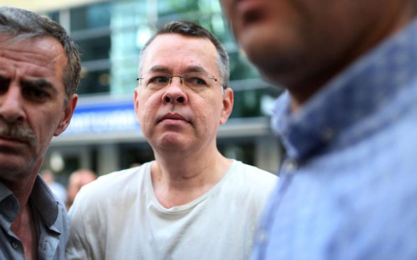 Pastor Andrew Brunson's release could be imminent, Report