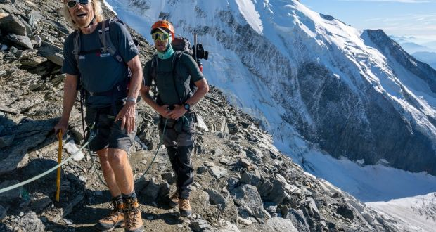 Richard Branson was 'seconds from death' on Mont Blanc, Report