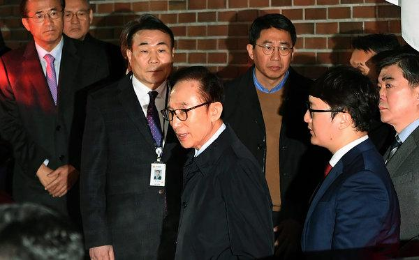 South Korea jails Lee Myung-bak for 15 years for Corruption, Report