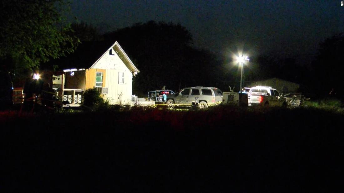 Texas Toddler birthday party shooting: 4 dead, one injured