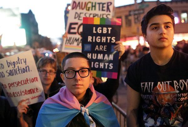 Trump transgender definition: putting transgender gains at risk