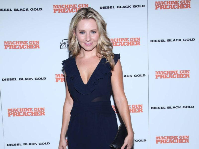 Beverley Mitchell Reveals She Suffered A Miscarriage (Reports)