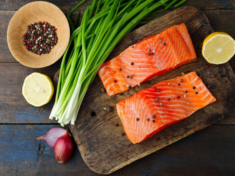 Fish, omega-3 may lower heart attack risk (Study)