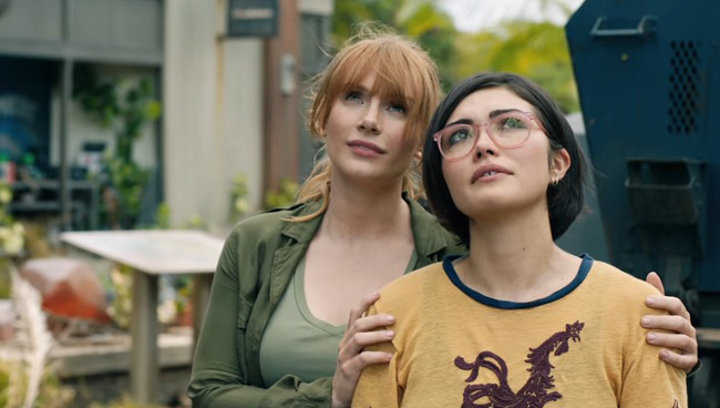 Jurassic World lesbian scene: JA Bayona explains reveals why