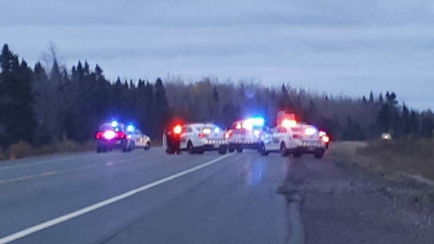 New Brunswick Walmart shooting: suspect arrested after police chase