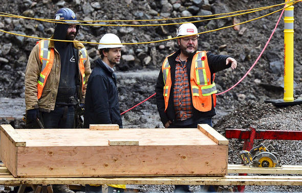 Quebec: Fortifications from 1693 uncovered