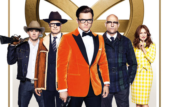 Taron Egerton not part of 'Kingsman 3', Report