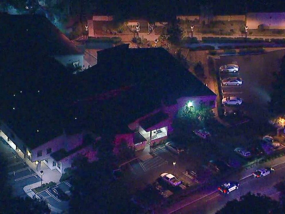 Thousand Oaks bar shooting: Police said several hundred people