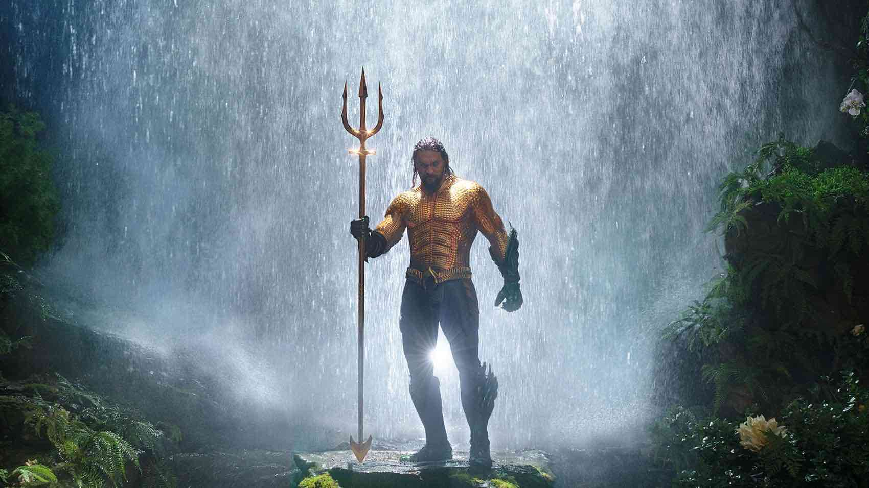 Aquaman Review: It has surf. It has turf. And not much else (Reports)