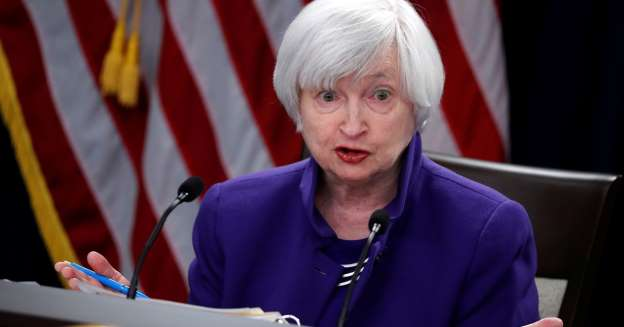 """Janet Yellen crisis warning: """"Gigantic holes in the system"""""""