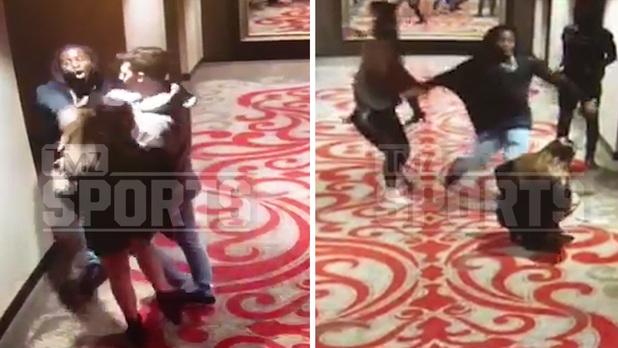 Kareem Hunt incident Video: Kansas City Chiefs cut star running back