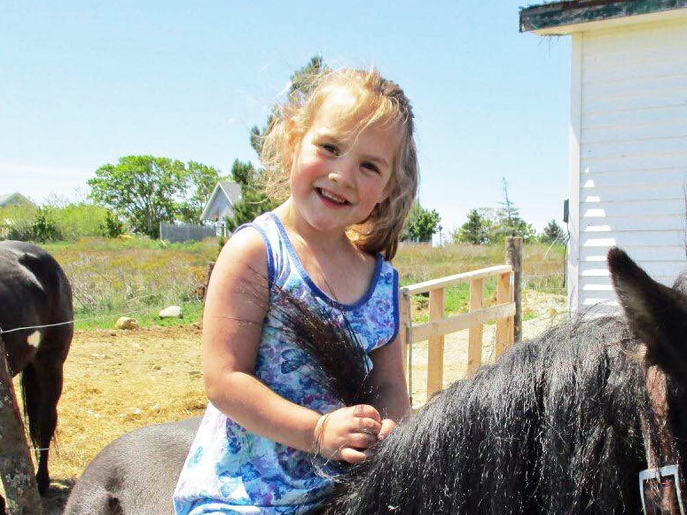 MaCali Cormier: Funeral service held for 4-year-old girl