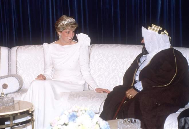 Princess Diana dress for auction on December 10