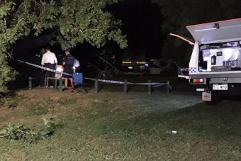 Two People Dead found at Qld caravan park
