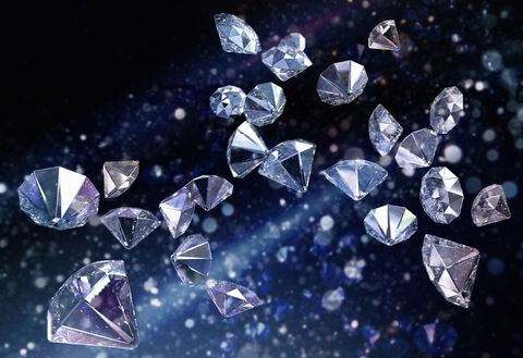U of A intern discovers better way to extract diamonds (Reports)