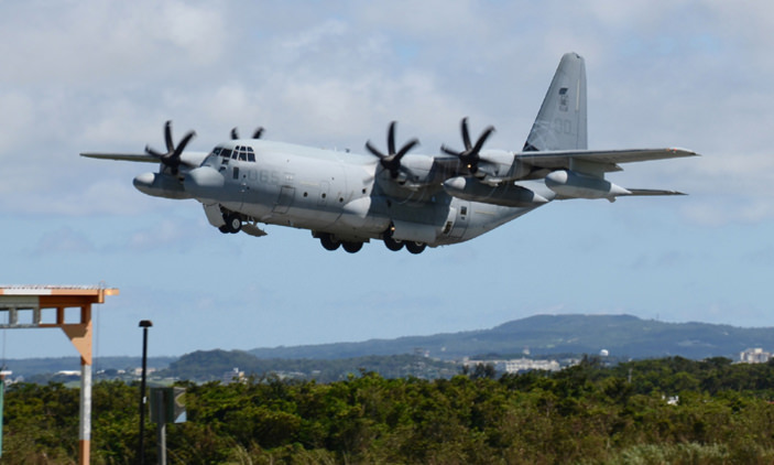 US military planes crash off Japan (Reports)