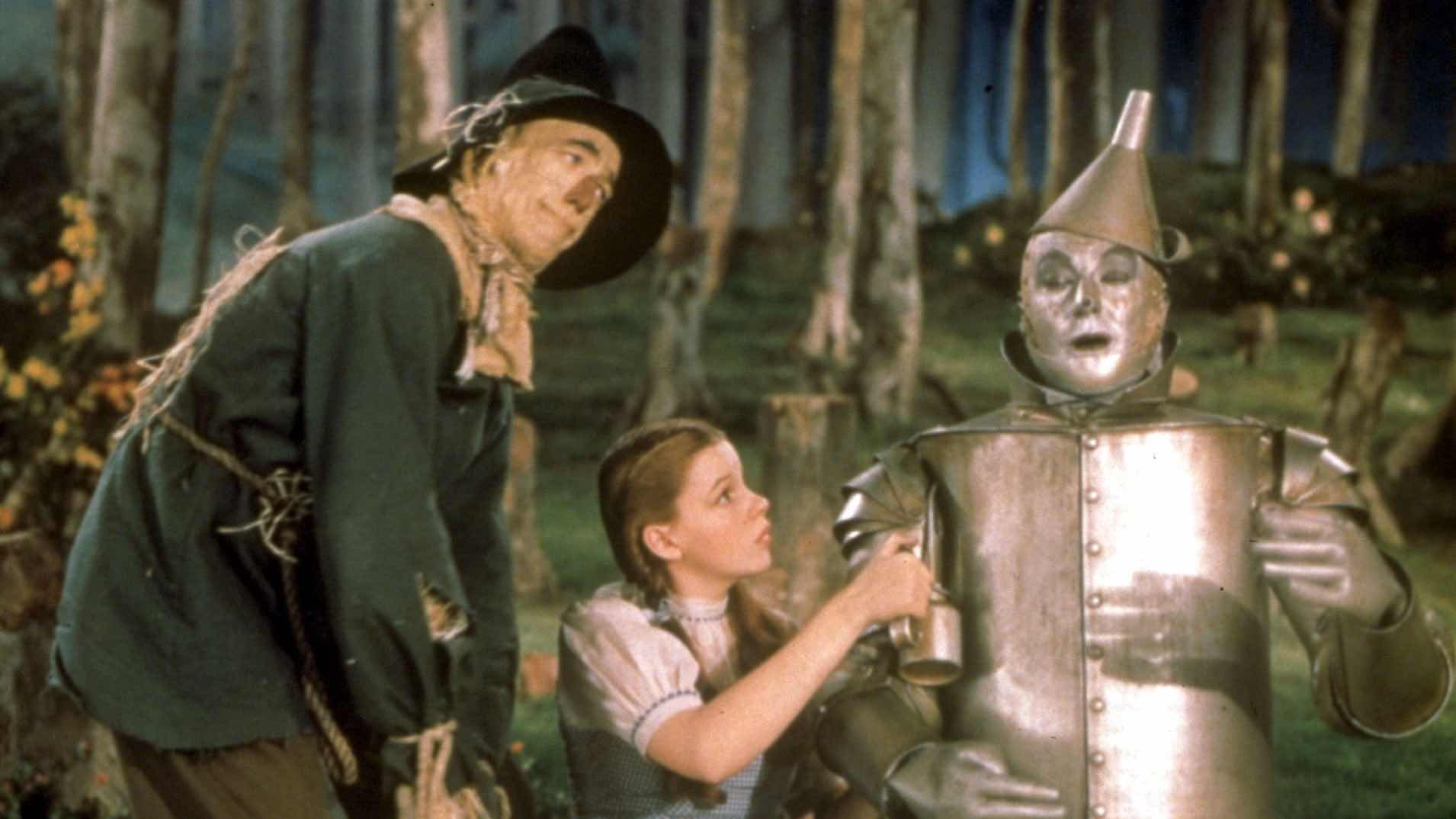 wizard of oz most influential movie ever made reports